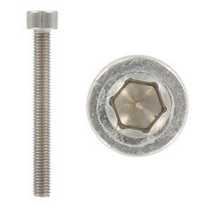 0044 1 300x300 - Винт с цилиндр. головкой M6 x 10 х 1 - 8.8