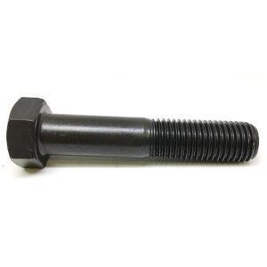 Болт с неполной резьбой M20 x 100 x 2.5 - 10.9 черный