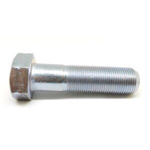 Болт с неполной резьбой M20 x 75x 1.5 - 10.9 цинк