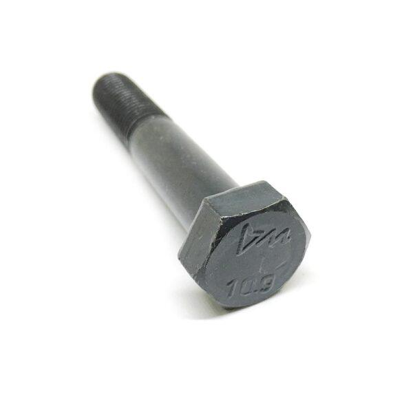 Болт с неполной резьбой М16 х 90 х 2 - 10.9 чёрный