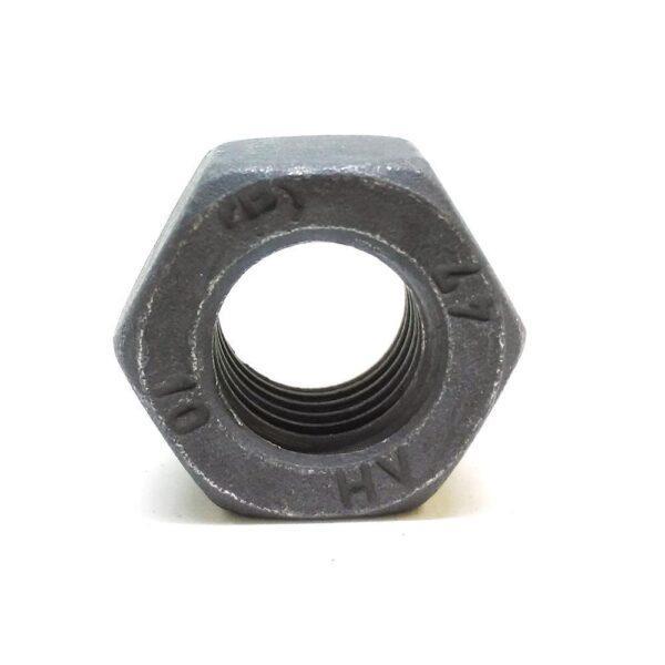 Гайка стандартная M20 - 10 черная