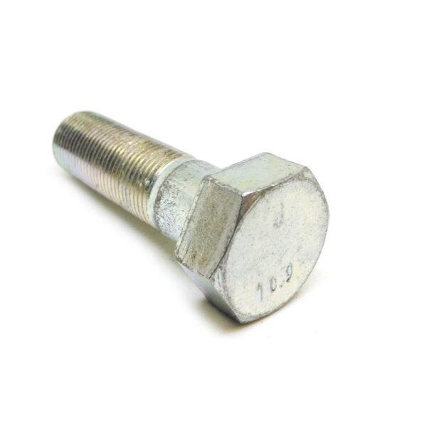 Болт с неполной резьбой M18 x 60 x 1.5 - 10.9 цинк