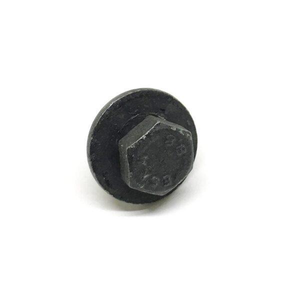 Болт М16 х 16 с шайбой черный