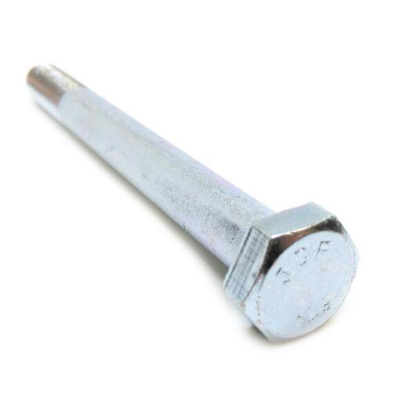 Болт с неполной резьбой M12 x 120 x 1.5 - 10.9 цинк