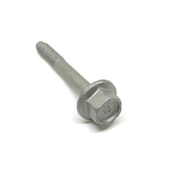 Болт с фланцем М6 х 42/45 х 1 кл.10 серый