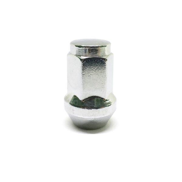 Гайка конусная М10 х 1.25 кл.17 выс.34 хром