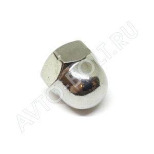 40890 2 300x300 - Гайка колпачковая с мелкой резьбой М10 х 1.25