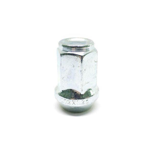 Гайка конусная М12 х 1.25 кл.19 выс.35 цинк