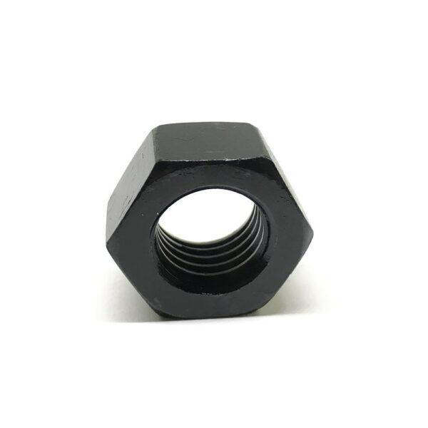 Гайка стандартная M16 x 2 - 10 чёрная высокопрочная