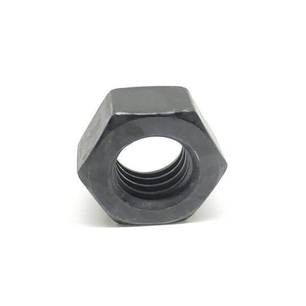 Гайка стандартная M14 х 2 - 10 чёрная высокопрочная