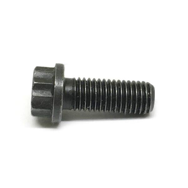 Винт M7 x 18 x 1 - 10.9 чёрный