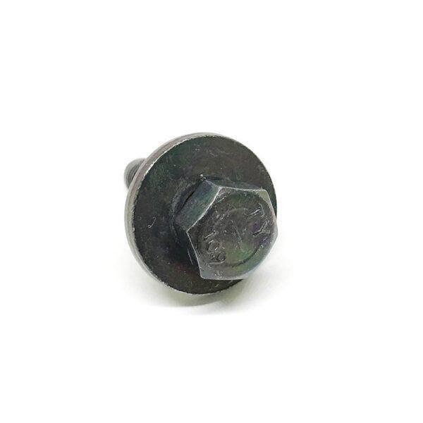 Болт с шайбой М8 х 25 х 1.25 - 10.9 чёрный