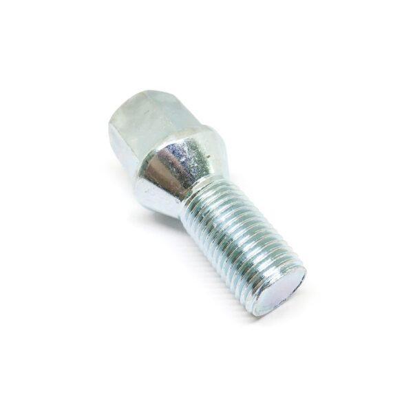 Болт колесный конусный М14 х 1.5 х 25 ключ 17