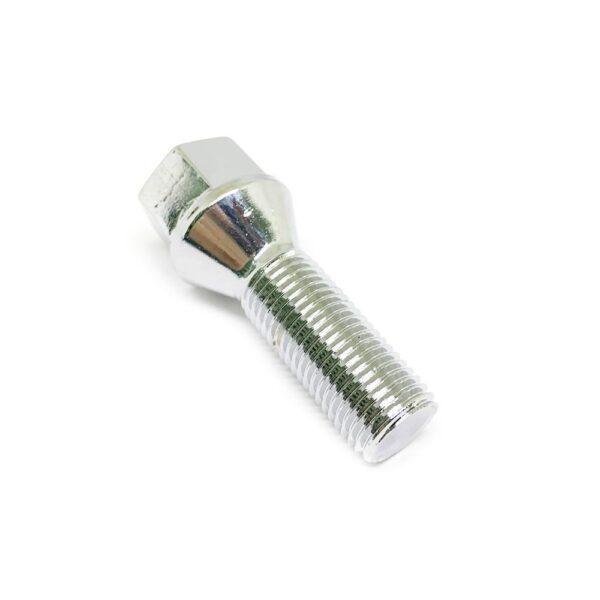 Болт колесный конусный М14 х 1.5 х 30 ключ 19