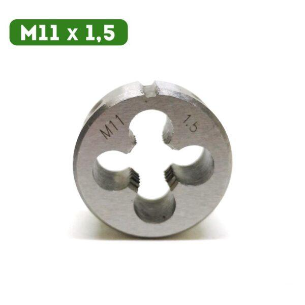 Плашка (лерка) М11 х 1,5