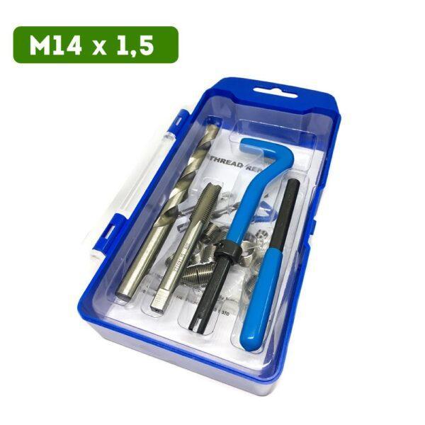 39090 600x600 - Набор для восстановления резьбы M14 х 1.5