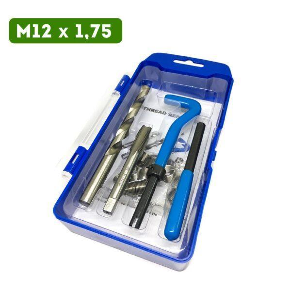 39095 600x600 - Набор для восстановления резьбы M12 х 1.75