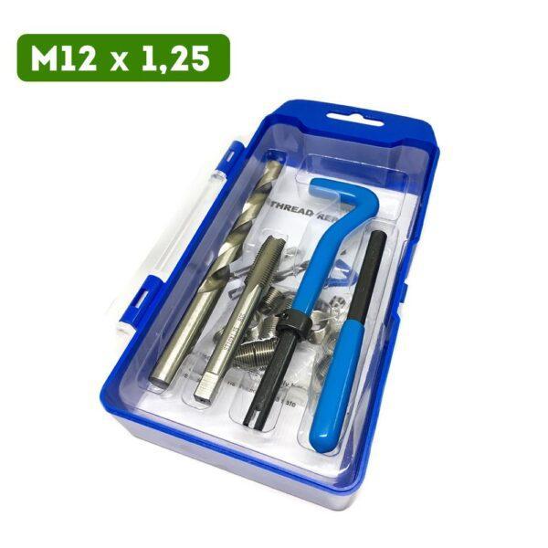 39098 600x600 - Набор для восстановления резьбы M12 х 1.25