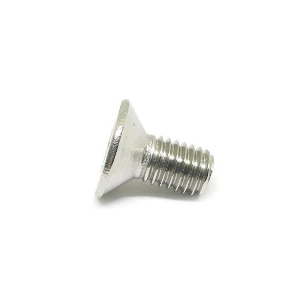 Винт с потайной головкой М8 х 16 х 1.25 - А2 нержавейка TORX