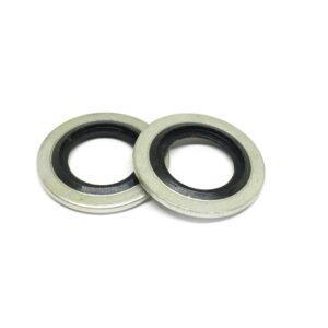 Шайба уплотнительная с резиновым кольцом М8
