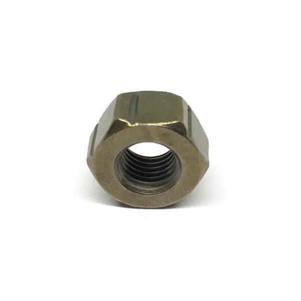 Гайка М8 с мелким шагом резьбы 1 мм