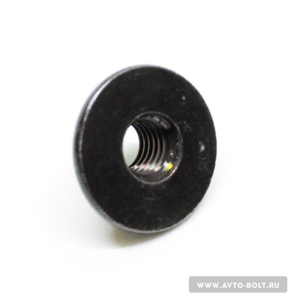 57 2 600x600 - Гайка с бол. фланцем М8 x 1.25 чёрная